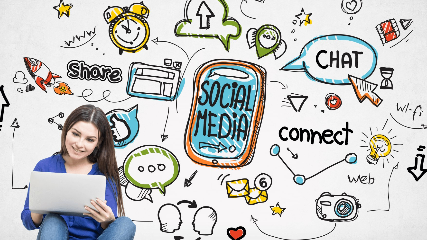 Social-Media Auftritte steigern