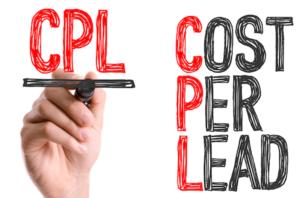 Cost per Lead CPL